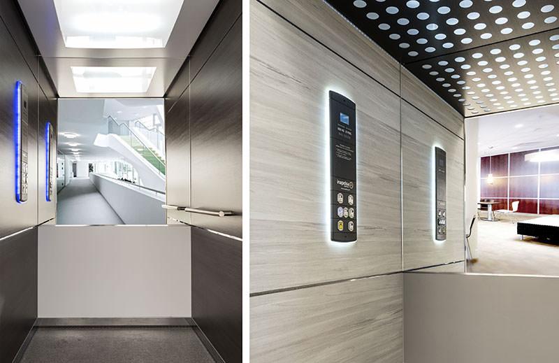 ascensores futuristas