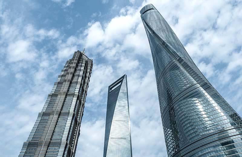 Ascensor de la Shanghai Tower