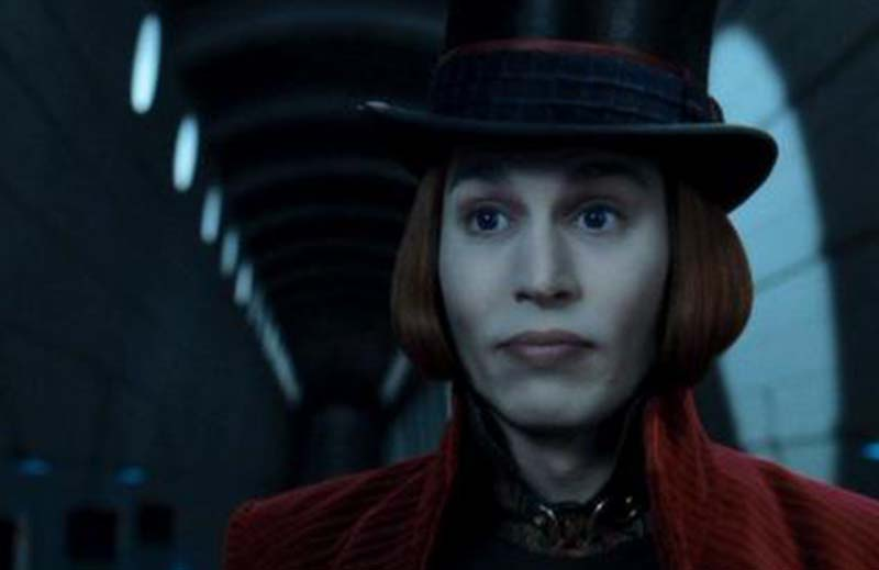 Ascensor de Willy Wonka