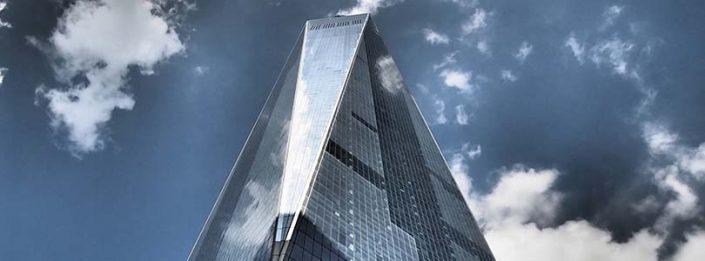 ascensores del One World Trade Center