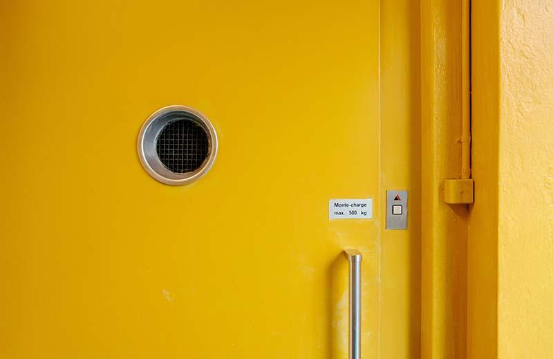 Razones para no utilizar el ascensor en caso de incendio