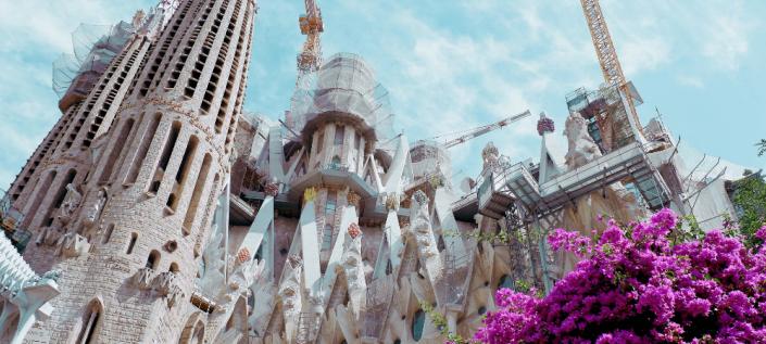 ascensor de la Sagrada Familia