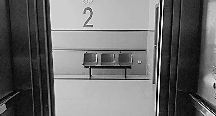 ascensores hospitales