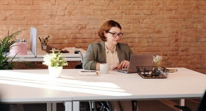oficina accesible